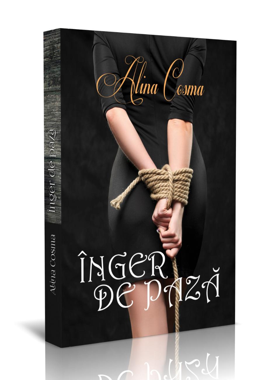 Înger de pază – Alina Cosma – recenzie Vorbe pentru suflet