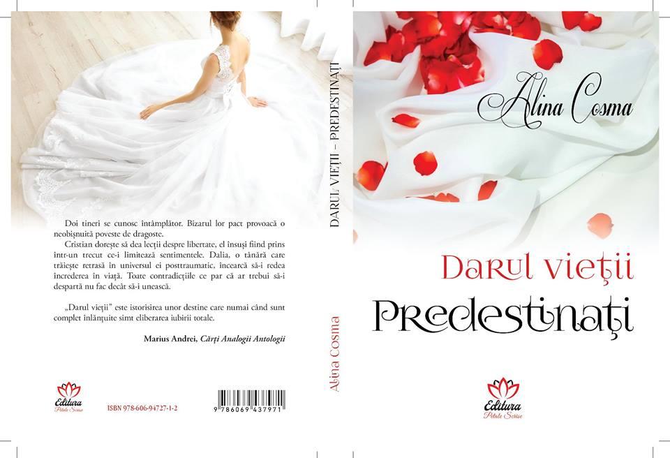 Darul vieții – Predestinați – Alina Cosma – recenzie Marius Andrei