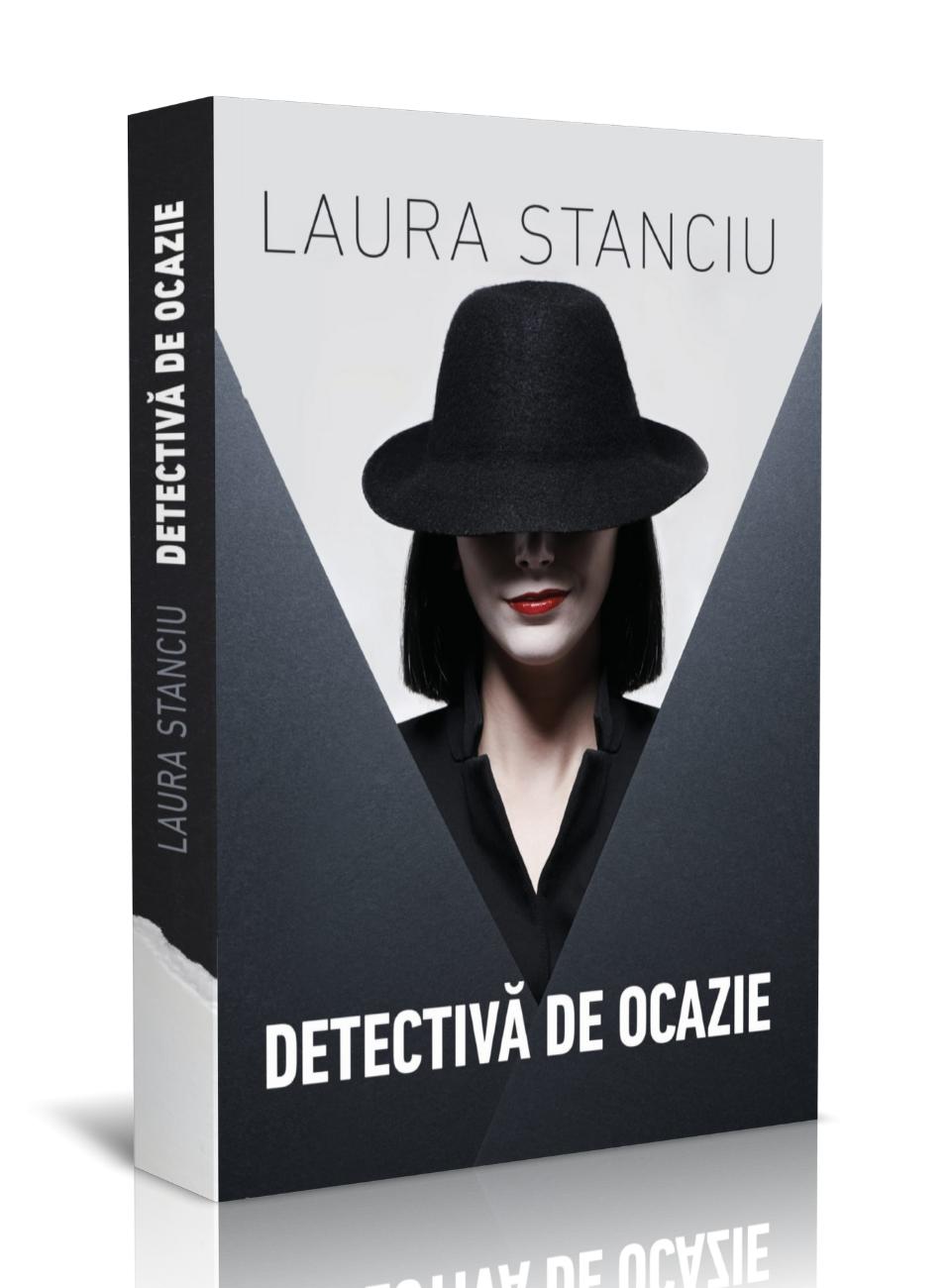 Detectivă de ocazie – Laura Stanciu – recenzie A drop of inspiration