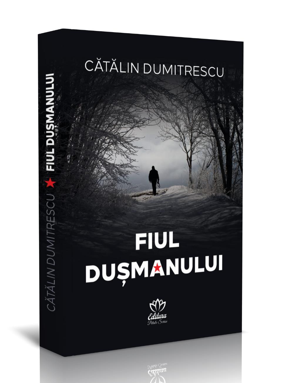 """Fiul dușmanului – Cătălin Dumitrescu – recenzie La o """"ceașcă"""" de carte cu Naty Budu-Grati"""
