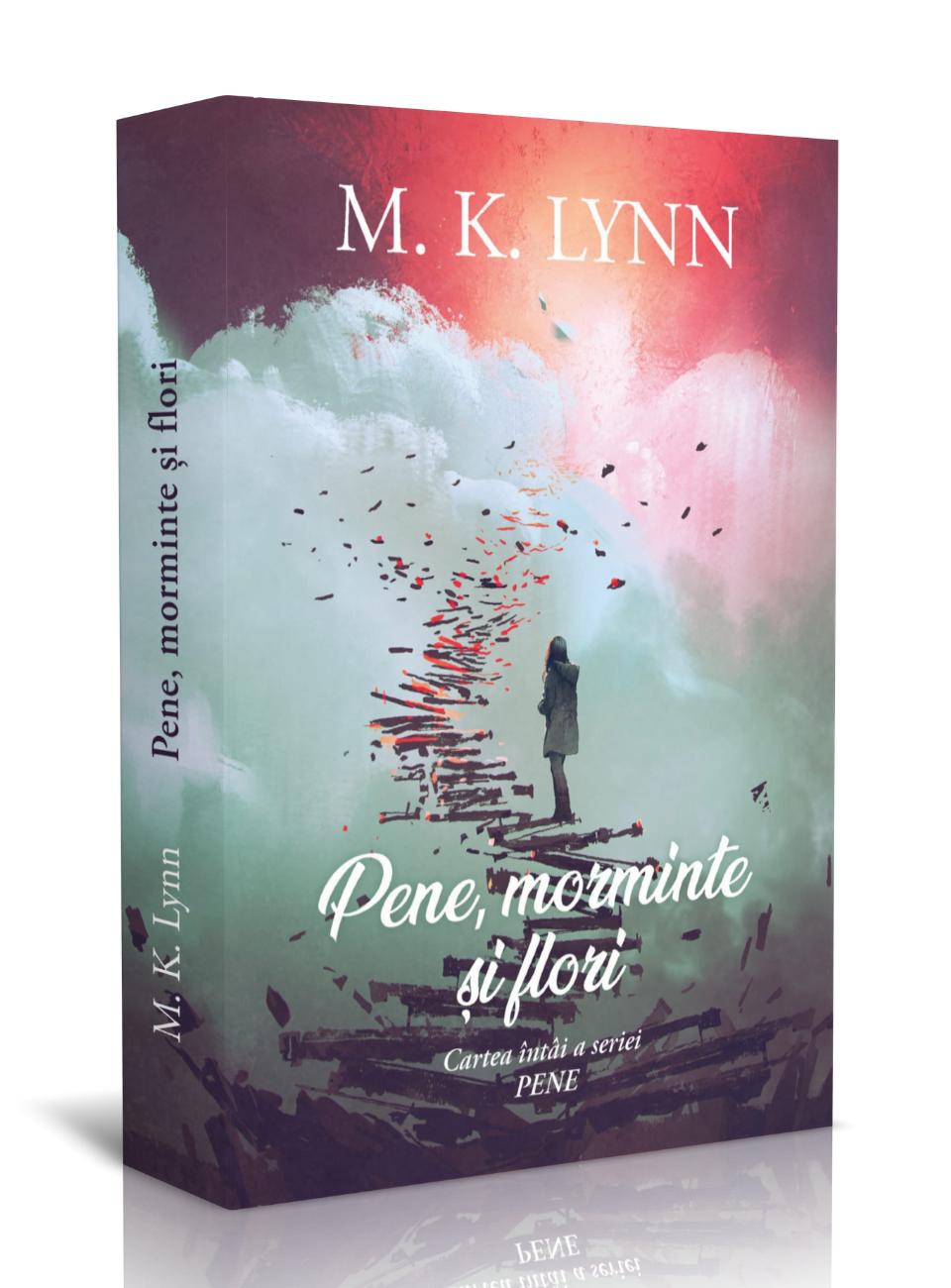Pene, morminte și flori – M.K. Lynn – recenzie Pe aripi de carte – recenzii