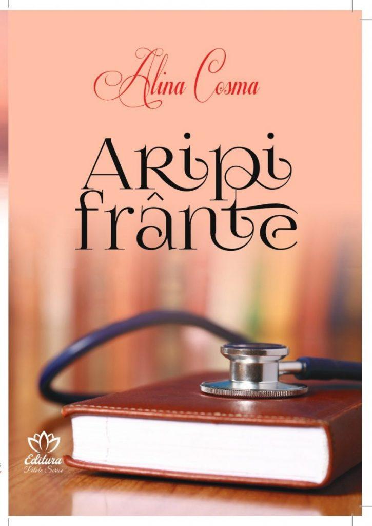 Aripi frânte – Alina Cosma – recenzie Vorbe pentru suflet