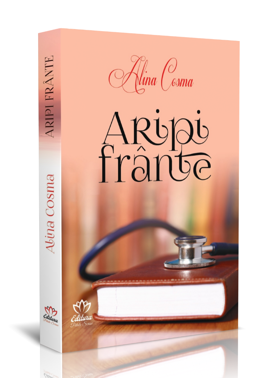 Aripi frânte – Alina Cosma – recenzie Just reading my books
