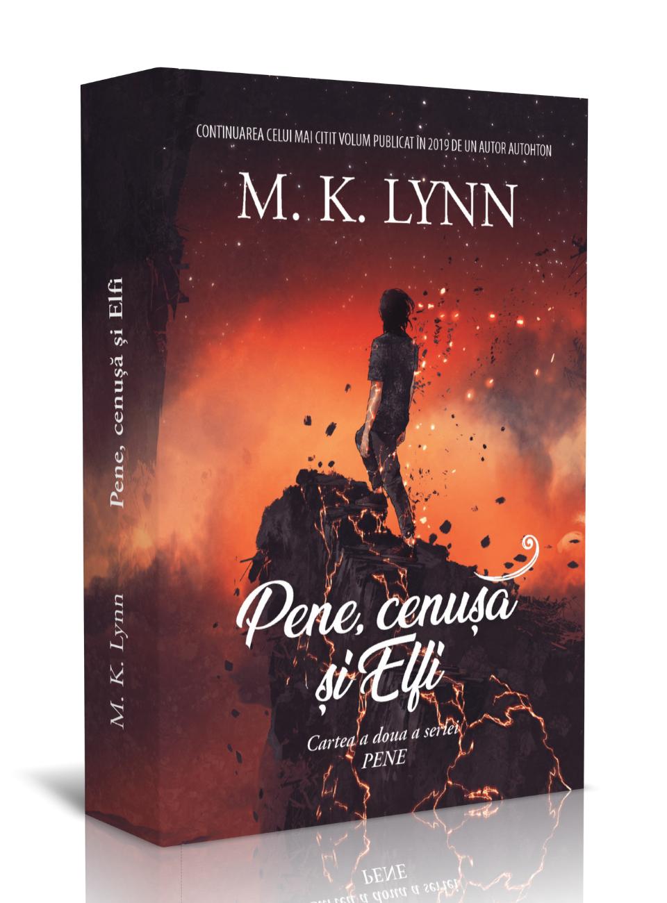Pene, cenușă și Elfi – M.K. Lynn – recenzie Vorbe pentru suflet